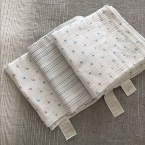 Swaddle blankets!